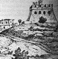 Garzes Tower / Garzes Torri. Mgarr, Gozo