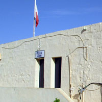 Current Police Station